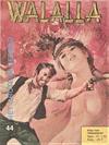 Cover for Walalla (De Vrijbuiter; De Schorpioen, 1971 series) #44