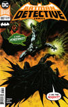 Cover for Detective Comics (DC, 2011 series) #1007