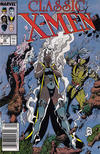 Cover Thumbnail for Classic X-Men (1986 series) #32 [Mark Jewelers]