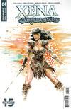 Cover for Xena: Warrior Princess (Dynamite Entertainment, 2019 series) #4