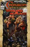 Cover Thumbnail for Edgar Rice Burroughs Carson of Venus / Warlord of Mars (2019 series) #1 [Main Cover]
