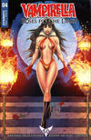 Cover for Vampirella: Roses for the Dead (Dynamite Entertainment, 2018 series) #4 [Cover B Billy Tucci]