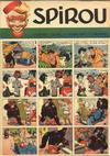 Cover for Spirou (Dupuis, 1947 series) #476