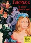 Cover for Lucrece (Elvifrance, 1972 series) #1