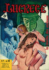 Cover for Lucrece (Elvifrance, 1972 series) #50