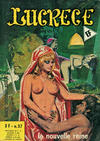 Cover for Lucrece (Elvifrance, 1972 series) #57
