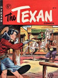 Cover Thumbnail for The Texan (Pembertons, 1951 series) #6