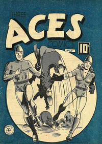 Cover Thumbnail for Three Aces Comics (Anglo-American Publishing Company Limited, 1941 series) #v3#6 [30]