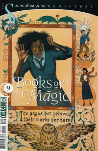 Cover Thumbnail for Books of Magic (DC, 2018 series) #9