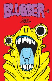 Cover Thumbnail for Blubber (Fantagraphics, 2015 series) #5