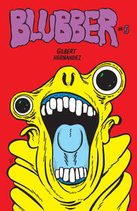 Cover for Blubber (Fantagraphics, 2015 series) #5