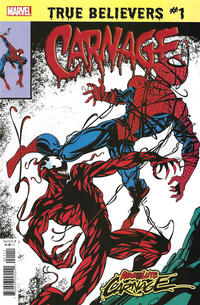 Cover Thumbnail for True Believers: Absolute Carnage - Carnage (Marvel, 2019 series) #1
