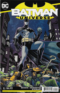Cover for Batman: Universe (DC, 2019 series) #1