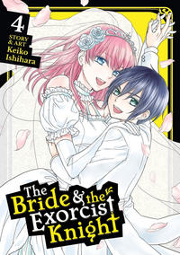Cover Thumbnail for The Bride & the Exorcist Knight (Seven Seas Entertainment, 2018 series) #4