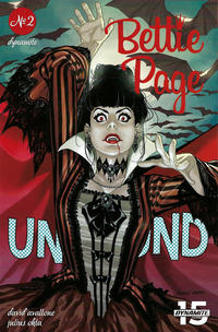 Cover Thumbnail for Bettie Page Unbound (Dynamite Entertainment, 2019 series) #2 [Cover D Julius Ohta]