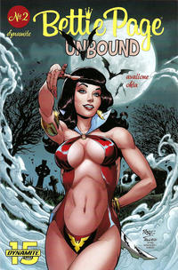Cover Thumbnail for Bettie Page Unbound (Dynamite Entertainment, 2019 series) #2