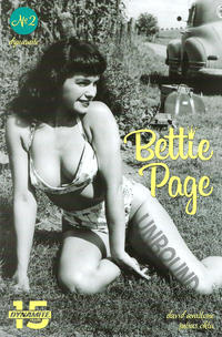 Cover Thumbnail for Bettie Page Unbound (Dynamite Entertainment, 2019 series) #2 [Cover E Photo]