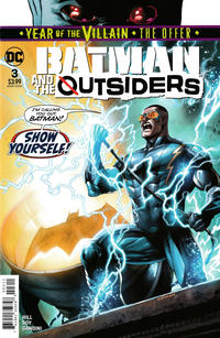 Cover Thumbnail for Batman and the Outsiders (DC, 2019 series) #3