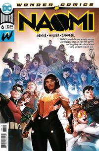 Cover Thumbnail for Naomi (DC, 2019 series) #6