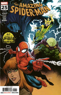 Cover Thumbnail for Amazing Spider-Man (Marvel, 2018 series) #25 (826) [Regular Edition - Ryan Ottley Cover]