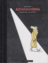 Cover Thumbnail for Altmuligmannen (Cappelen Damm, 2018 series)