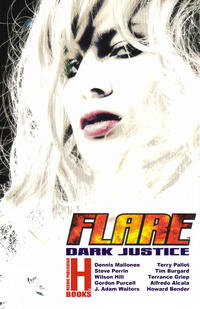 Cover Thumbnail for Flare (Heroic Publishing, 2007 series) #7 - Dark Justice