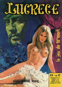 Cover Thumbnail for Lucrece (Elvifrance, 1972 series) #17