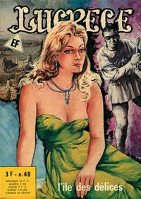 Cover Thumbnail for Lucrece (Elvifrance, 1972 series) #48