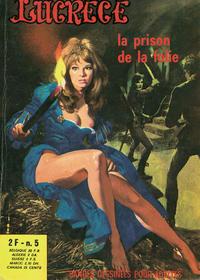 Cover Thumbnail for Lucrece (Elvifrance, 1972 series) #5