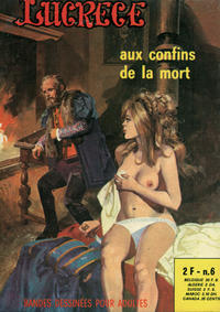 Cover Thumbnail for Lucrece (Elvifrance, 1972 series) #6