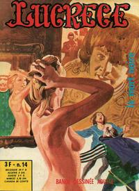 Cover Thumbnail for Lucrece (Elvifrance, 1972 series) #14