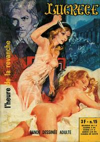 Cover Thumbnail for Lucrece (Elvifrance, 1972 series) #15