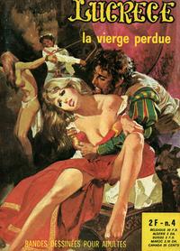 Cover Thumbnail for Lucrece (Elvifrance, 1972 series) #4