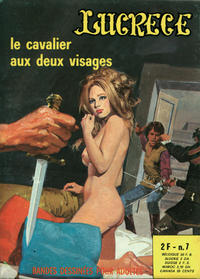 Cover Thumbnail for Lucrece (Elvifrance, 1972 series) #7