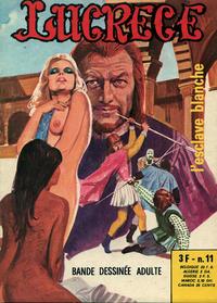 Cover Thumbnail for Lucrece (Elvifrance, 1972 series) #11