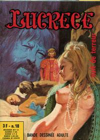 Cover Thumbnail for Lucrece (Elvifrance, 1972 series) #18