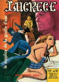 Cover Thumbnail for Lucrece (Elvifrance, 1972 series) #12