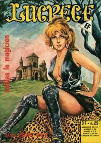 Cover Thumbnail for Lucrece (Elvifrance, 1972 series) #25