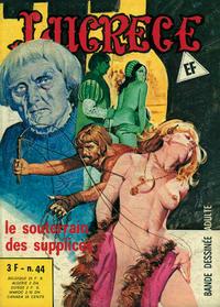 Cover Thumbnail for Lucrece (Elvifrance, 1972 series) #44