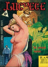 Cover Thumbnail for Lucrece (Elvifrance, 1972 series) #42