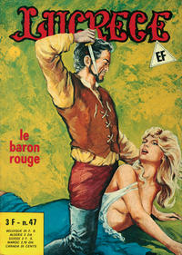 Cover Thumbnail for Lucrece (Elvifrance, 1972 series) #47