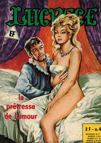 Cover Thumbnail for Lucrece (Elvifrance, 1972 series) #49