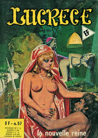 Cover Thumbnail for Lucrece (Elvifrance, 1972 series) #57