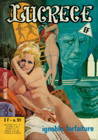 Cover Thumbnail for Lucrece (Elvifrance, 1972 series) #51