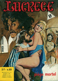 Cover Thumbnail for Lucrece (Elvifrance, 1972 series) #60