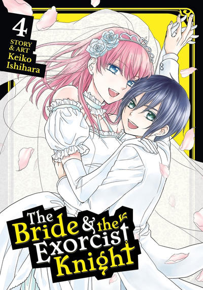 Cover for The Bride & the Exorcist Knight (Seven Seas Entertainment, 2018 series) #4