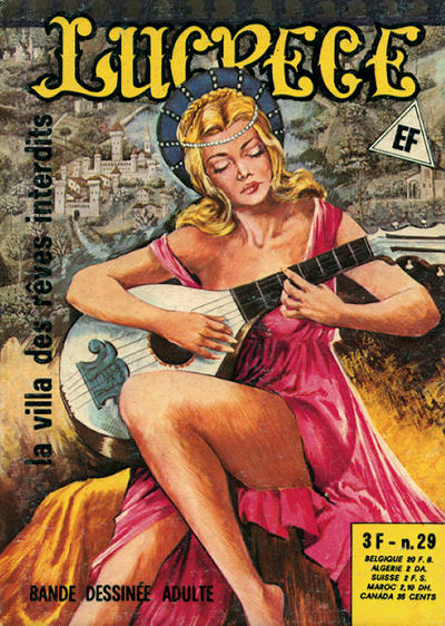 Cover for Lucrece (Elvifrance, 1972 series) #29