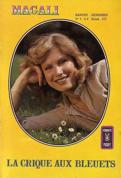 Cover for Magali (Arédit-Artima, 1979 series) #3