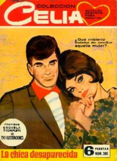 Cover for Coleccion Celia (Editorial Bruguera, 1960 ? series) #386