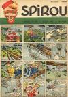 Cover for Spirou (Dupuis, 1947 series) #477